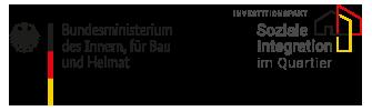 soziale integration im quartier logo
